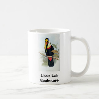Mug Gould - toucan