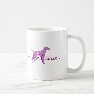 Mug Grand-maman dalmatienne