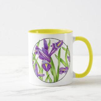Mug Graphique d'iris