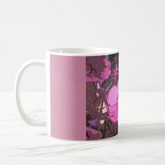 Mug Graphique floral