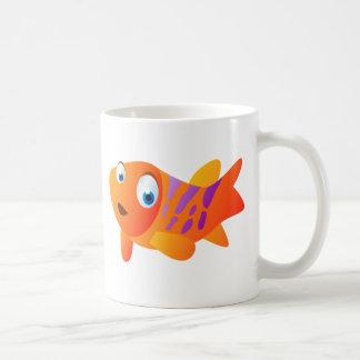 Mug Greg le poisson rouge