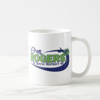 Mug Greg Rogers pour la Chambre