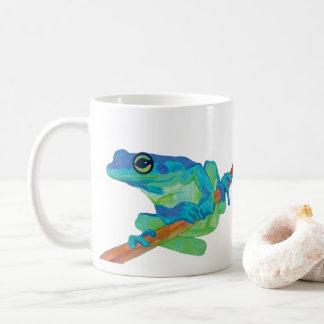 Mug Grenouille bleue