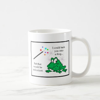 Mug Grenouille superflue