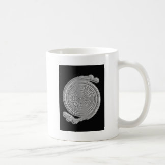 Mug Gris argenté