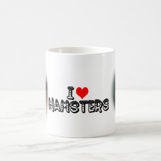Mug Hamsters I (de coeur)