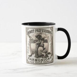 Mug Harmonicas d'Emmett