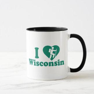 Mug Hausse le Wisconsin