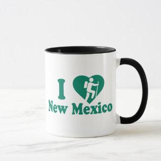 Mug Hausse Nouveau Mexique