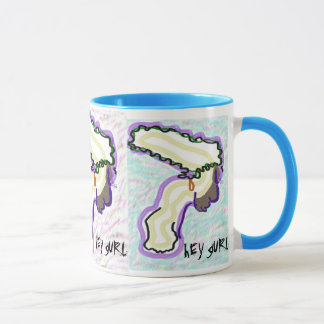 Mug hé boisson de gURL