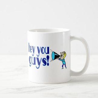 Mug Hé vous types