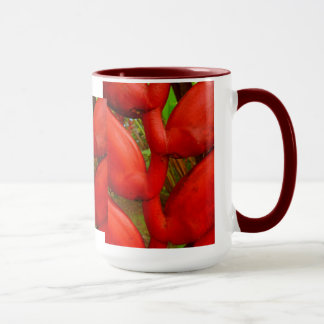 Mug Heliconia hawaïen