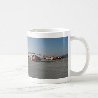 Mug Hélicoptère de la garde côtière