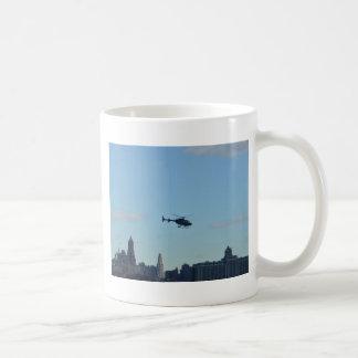 Mug Hélicoptère guidé de New York
