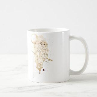 Mug Hibou de café