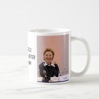 Mug Hillary Clinton, Hillary, il y a stillhope pour…