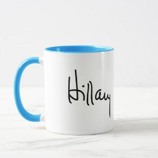Mug Hillary dédicacent (noir) - .png