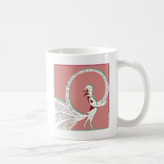 Mug Homme à plumes