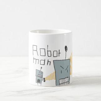 Mug Homme de robot