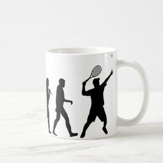 Mug Homme de tennis