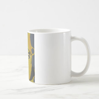 Mug Homme d'or de bidon
