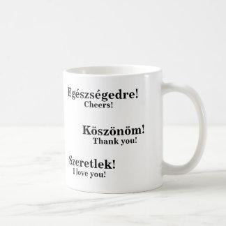 Mug Hongrois 2,0