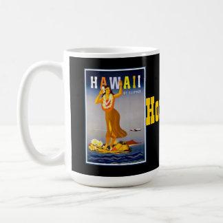 Mug Honolulu Hawaï