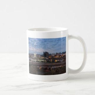 Mug Horizon de Charleston au crépuscule