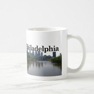 Mug Horizon de Philadelphie - avec Phil. dans le