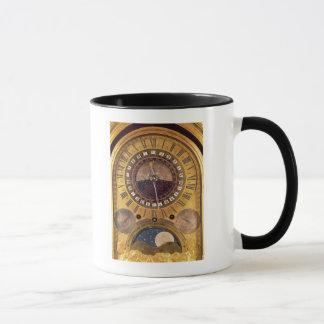Mug Horloge astronomique faite pour le dauphin grand