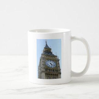 Mug Horloge de Big Ben à Londres, Angleterre
