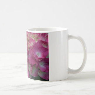 Mug Hortensia rose