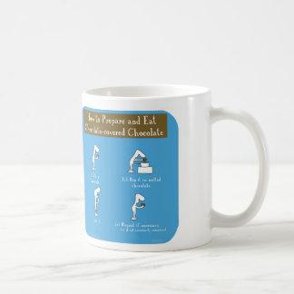 "Mug HP5122, la ""planète de Harold"", chocolat, chocolat"
