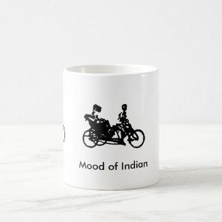 Mug Humeur d'Indien