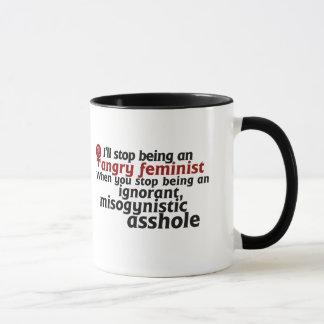 Mug Humour féministe