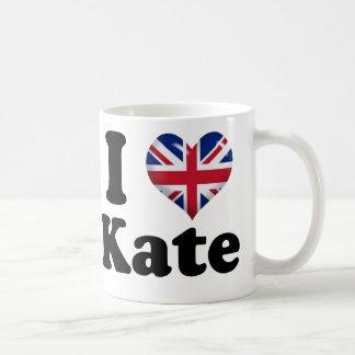 Mug I coeur Kate