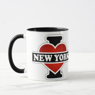 Mug I coeur New York
