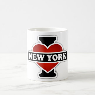 Mug I coeur New York