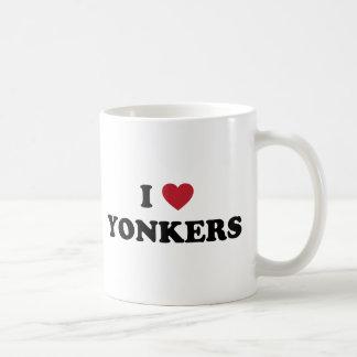 Mug I coeur Yonkers New York