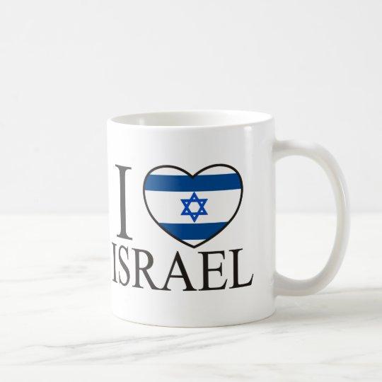 Mug I Love Israel !