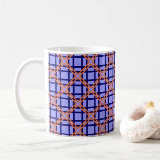 Mug I plaid avec vous… Donnez-moi la caféine