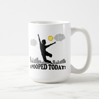 Mug I Pooped aujourd'hui