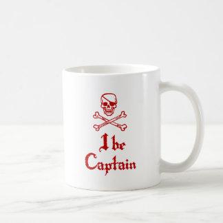 Mug I soit capitaine