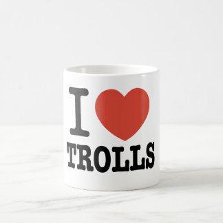 Mug I trolls de coeur
