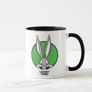 Mug Icône pointillée de ™ de BUGS BUNNY