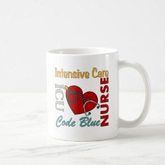 Mug ICU - Infirmière