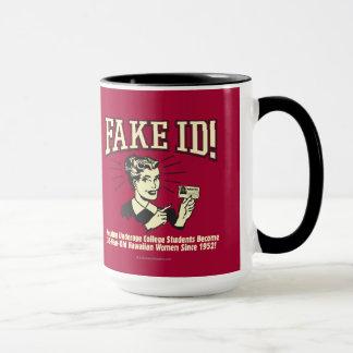 Mug Identification de faux : Hawaïen mineur