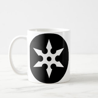 Mug Idéologie de Ninja Shuriken