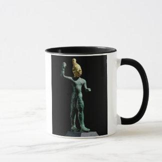 Mug Idole du Baal d'un dieu de tempête, de Syrie, âge
