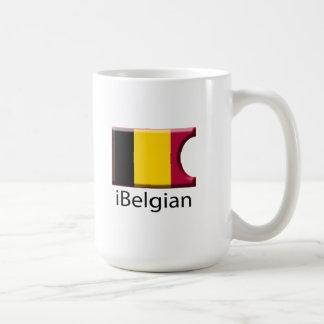 Mug iFlag Belgique